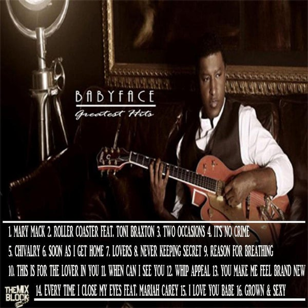 Image of Babyface - Best Of..