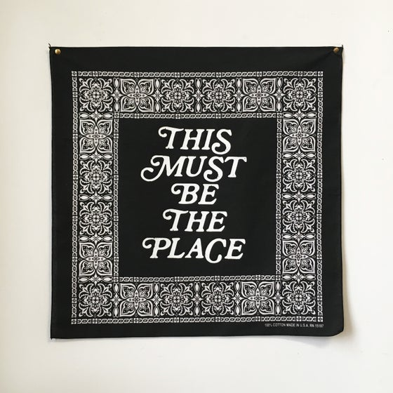 Image of This Must be the Place Bandana