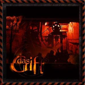 Image of Das Gift (Debut Album - CD)