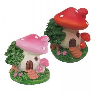Image of Mini Mushroom Fairy House