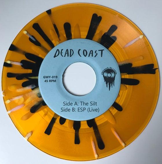 "Image of The Silt [Ancient Egyptian Splatter] - 7"" Vinyl - Alternative Sleeve! LAST 3 COPIES!"