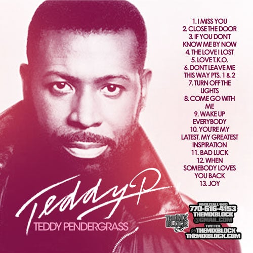 Image of Teddy Pendergrass: Teddy P