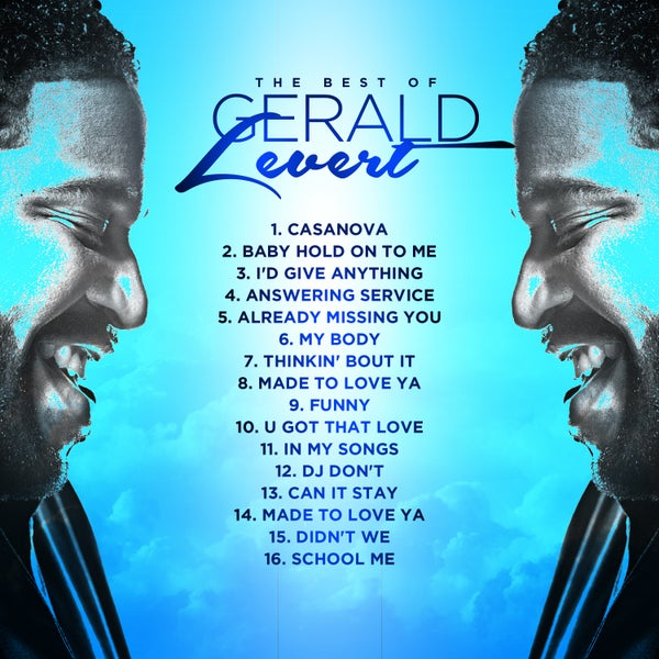 Image of Gerald Levert: Best Of...