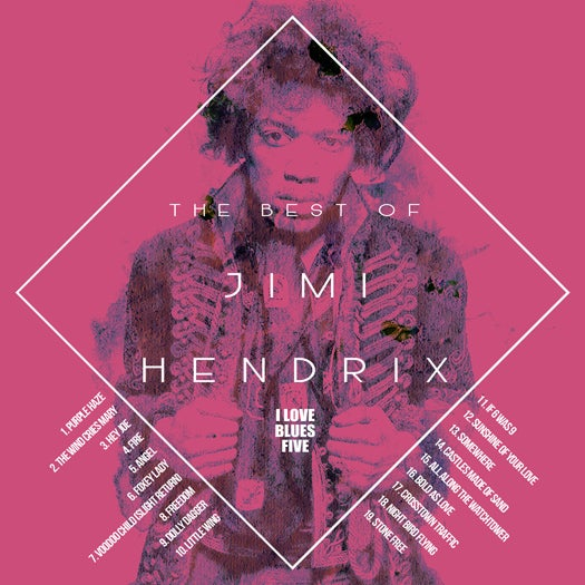 Image of Jimi Hendrix: Best Of...