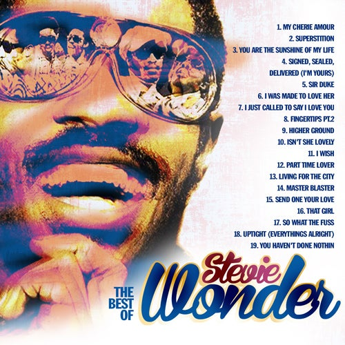 Image of Stevie Wonder: Best Of...