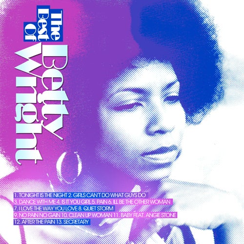 Image of Betty Wright: Best Of...