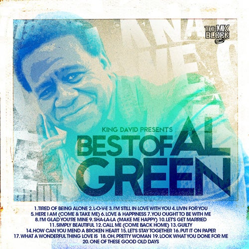 Image of Al Green: Best Of...