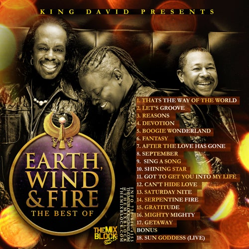 Image of Earth, Wind & Fire