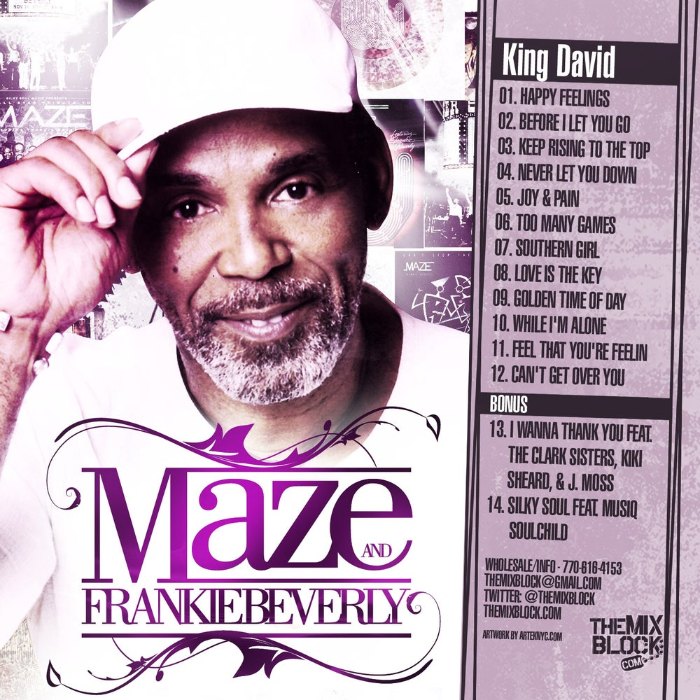 Image of Frankie Beverly & Maze: Best Of...