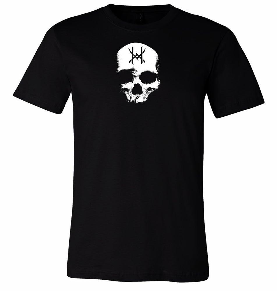 Image of Ten Horns Skull Logo Shirt