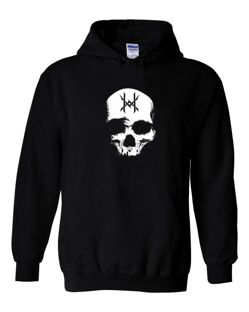 Image of Ten Horns Hooded Pullover Sweatshirt