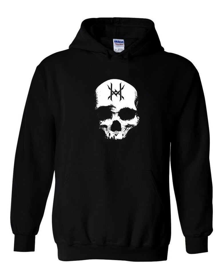 Image of Ten Horns Hooded Pullover Sweatshirt