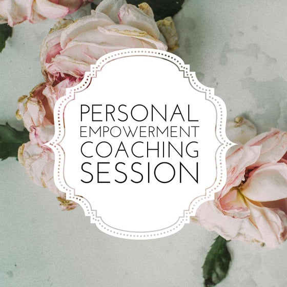 Image of Personal Empowerment Coaching Session