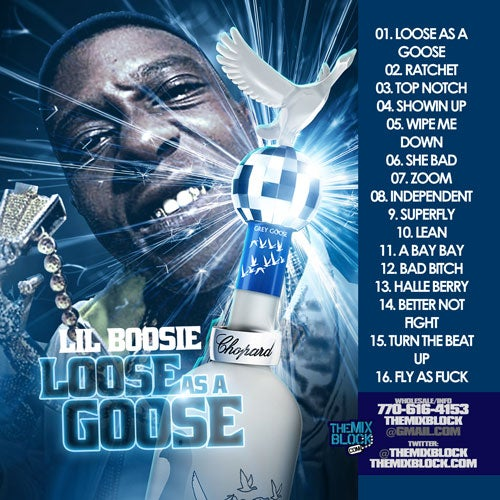 Image of Lil Boosie: Loose As A Goose