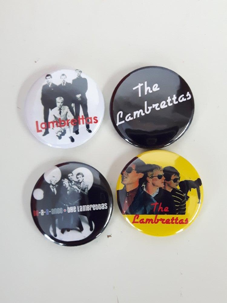 Image of LAMBRETTAS