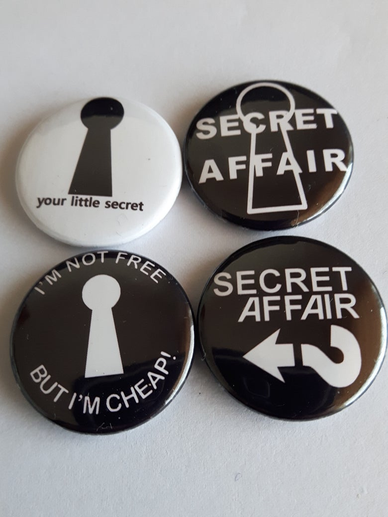 Image of SECRET AFFAIR