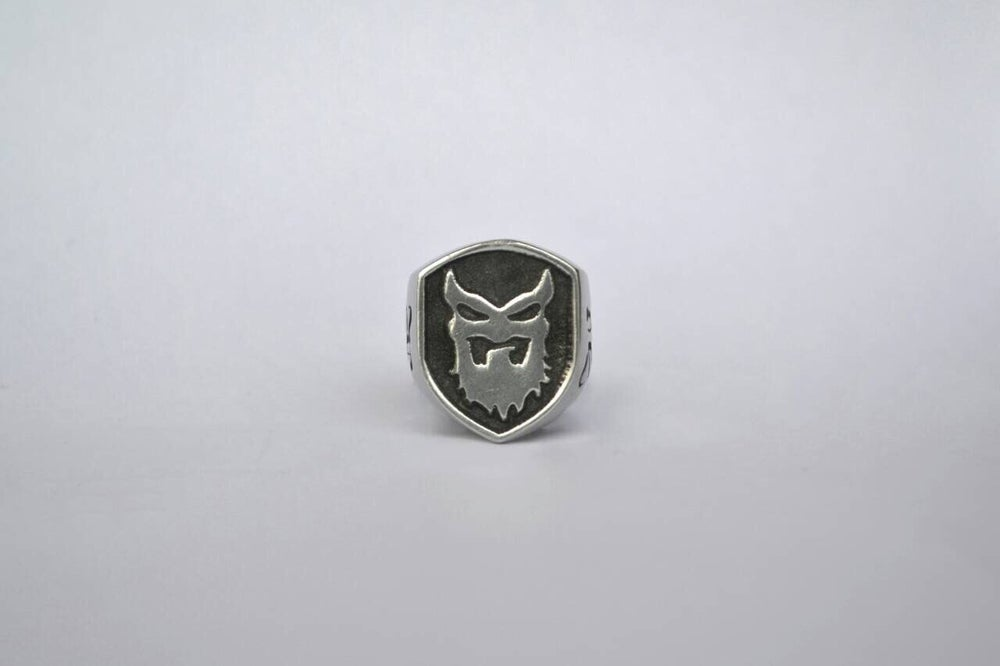 "Image of "" THE EMBLEM RING """