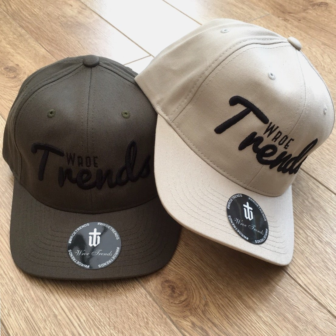 Image of BASEBALL CAP TRENDS LOGO