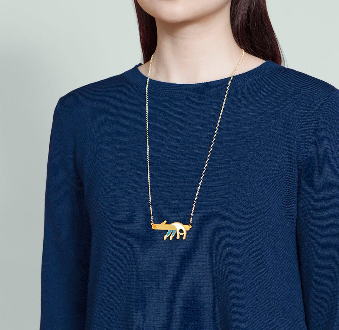 Image of Swing low necklace - back in Stock