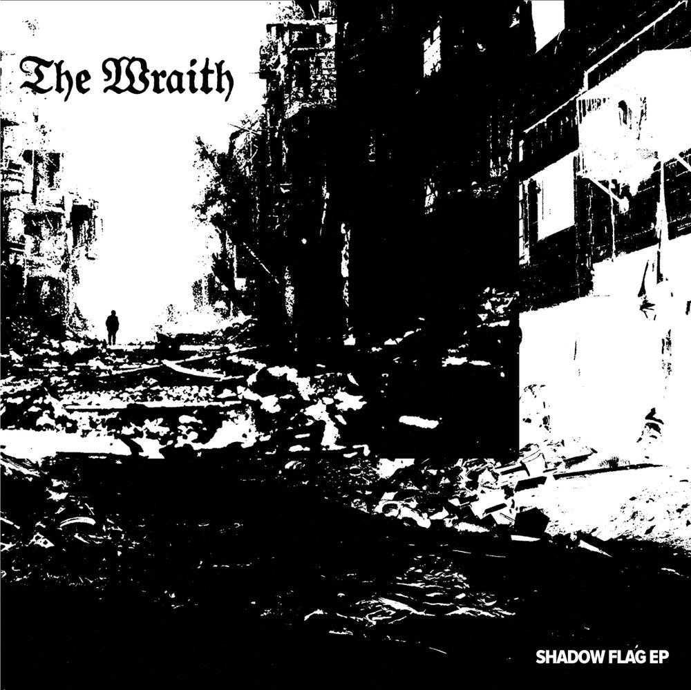 "Image of The Wraith - Shadow Flag 7"""