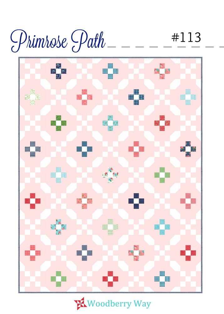 Image of Primrose Path PDF Pattern