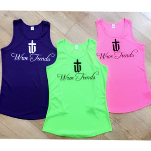 Image of LADIES GYM VEST