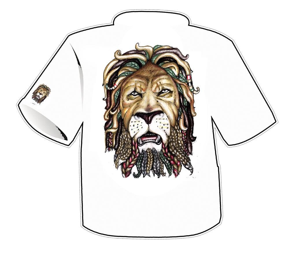 Image of Lion Braided Beard