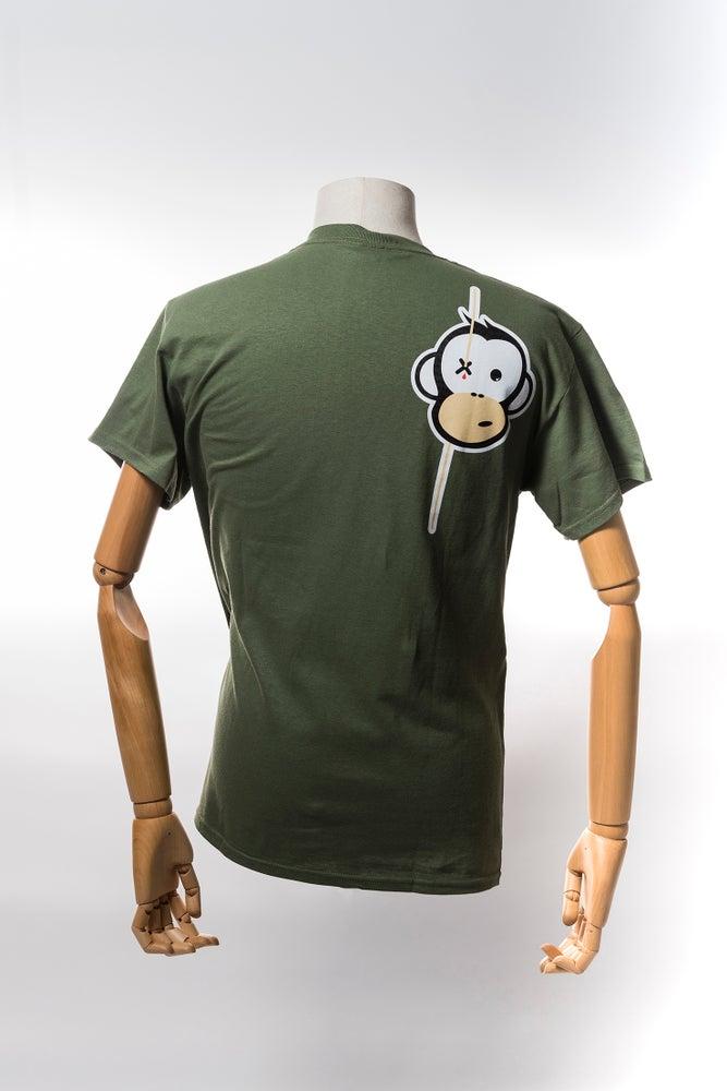 Image of Monkey Climber Streetwise shirt I Olive