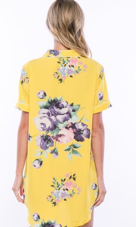 Image of Pajama Jam Dress