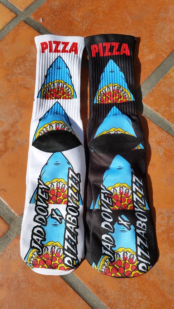 Image of PIZZA JAWS - SOCKS SERIES 3