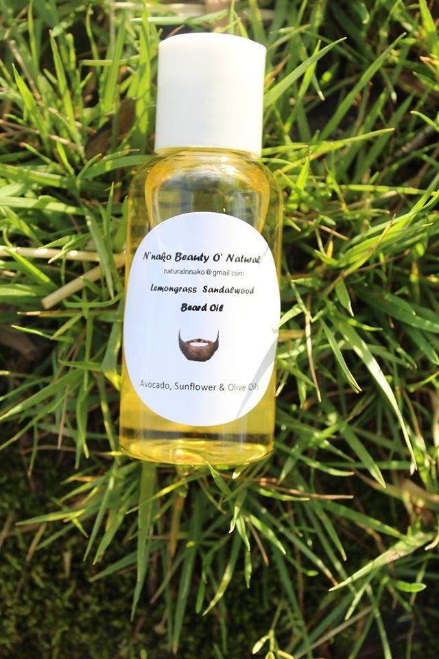 Image of Lemongrass Beard Oil