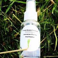 Image of Lemongrass Tea Tree Organic Handsanitizer