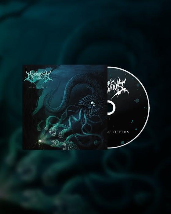 Image of Saturnine Depths CD