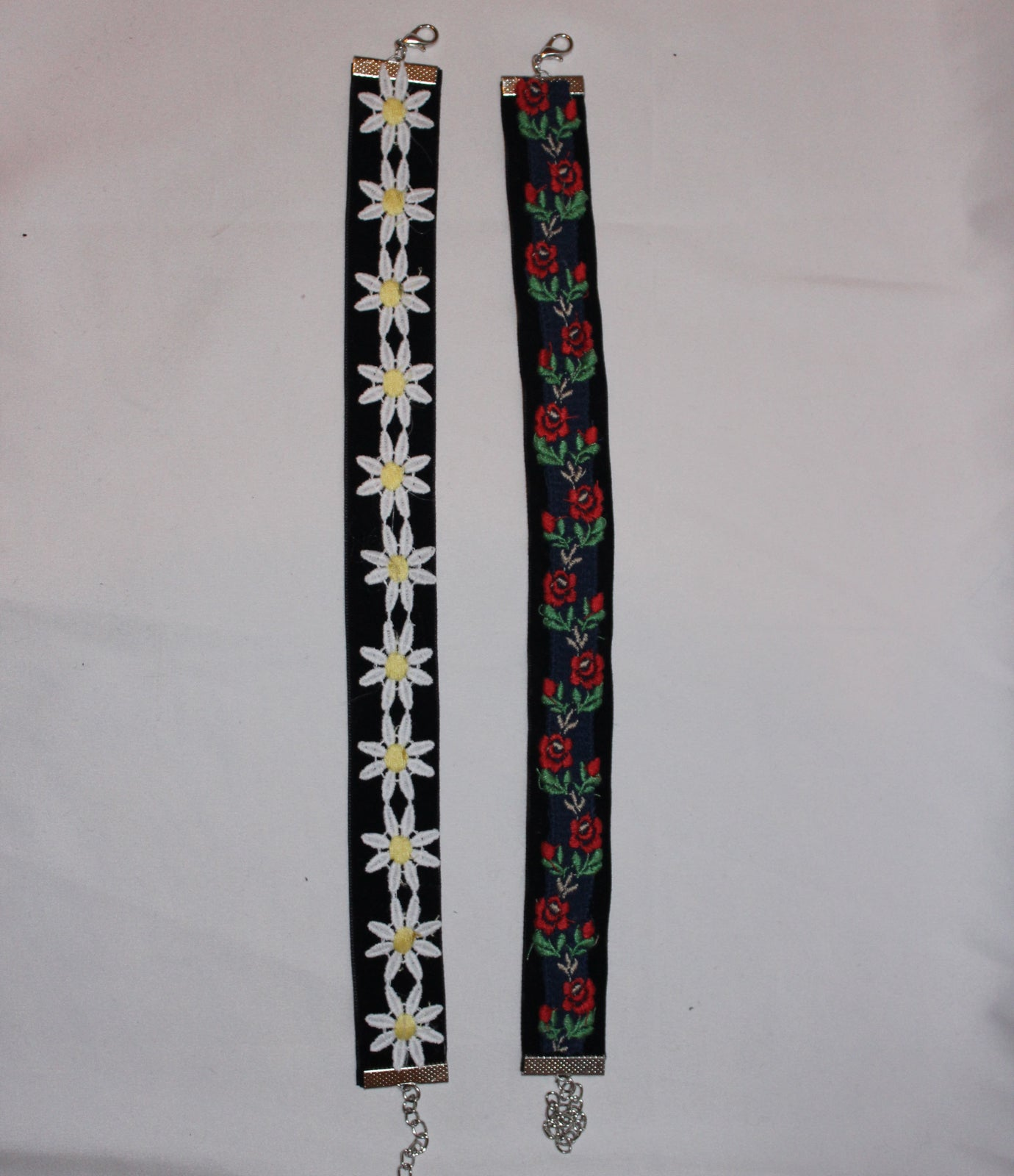 Image of Floral Chokers