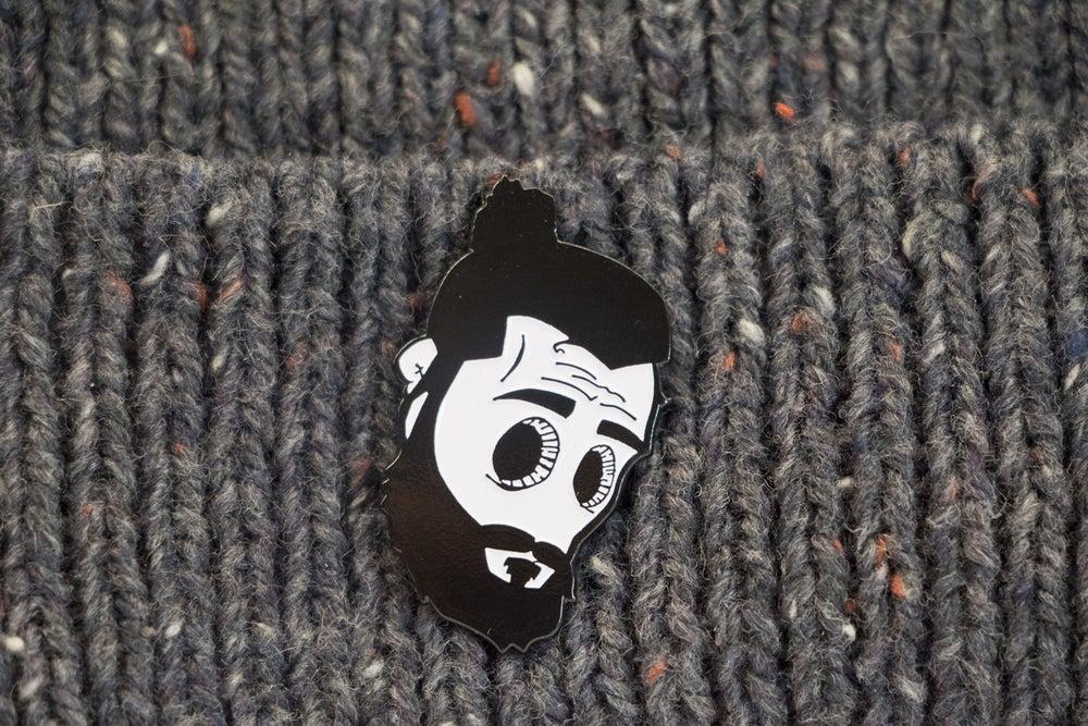 Image of Lil' Jack Enamel Pin