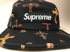 Image of Supreme 5-panel hat