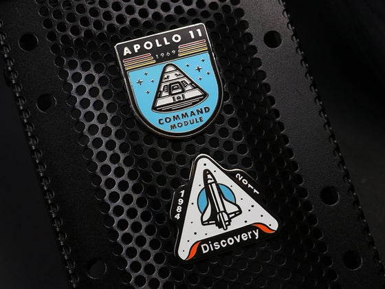 Image of Limited Edition Space Pins
