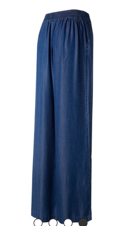 Image of Flare Denim Pant