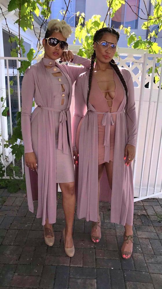 Image of Blush Kenzi Dress