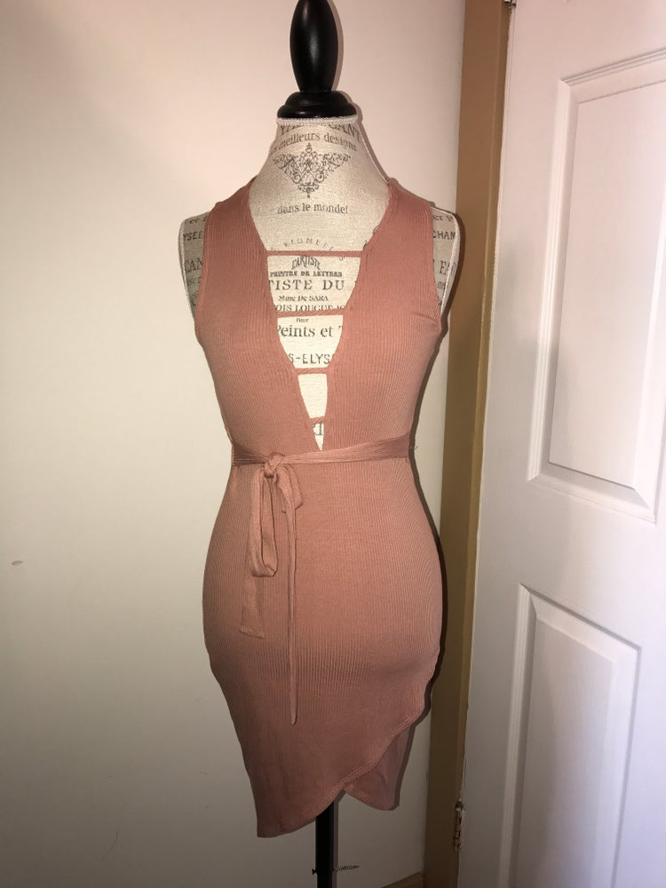 Image of Blush Kenzi Dress
