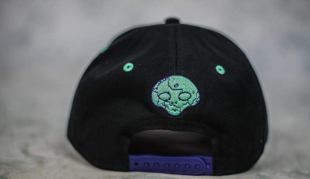 Image of Black Grape #TeamTrippy CapStone