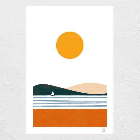 Image of Summer Print