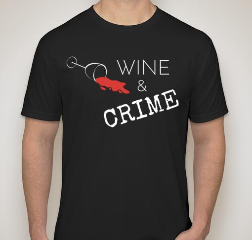 Image of Men's Crewneck T-Shirt (Black)