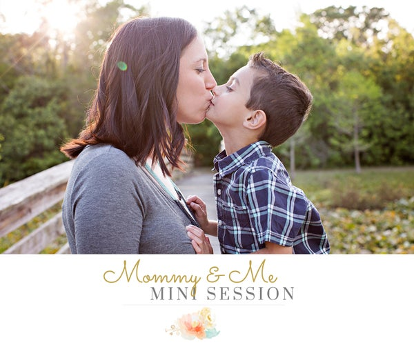 Image of Mommy & Me Mini Session