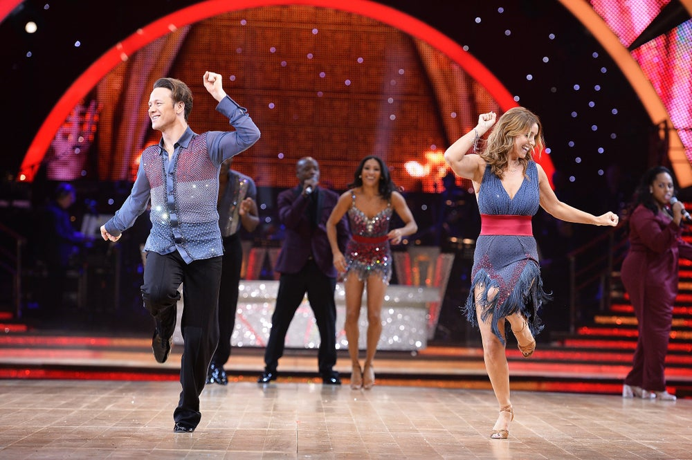 Image of Strictly Come Dancing S10e08 Download