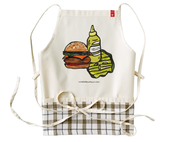 Image of Burger BBQ Apron