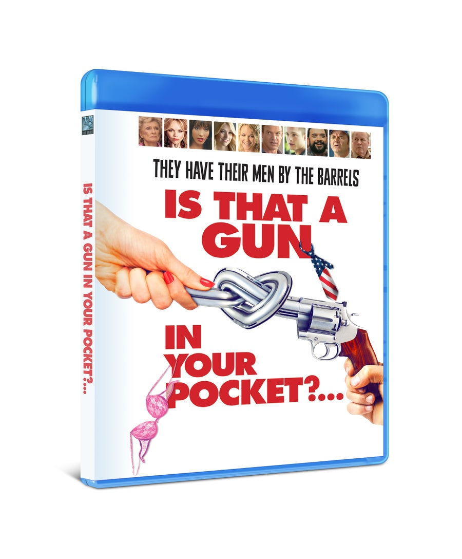 Image of Pre-Order: Is That a Gun in Your Pocket?... Blu-ray