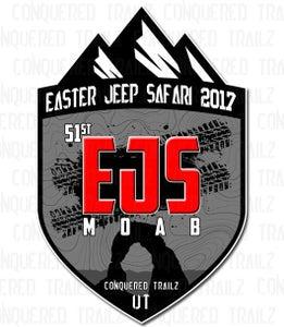 Image of Easter Jeep Safari 2017 - Event Badge