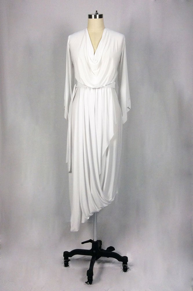 Image of Caraf Dress (White)