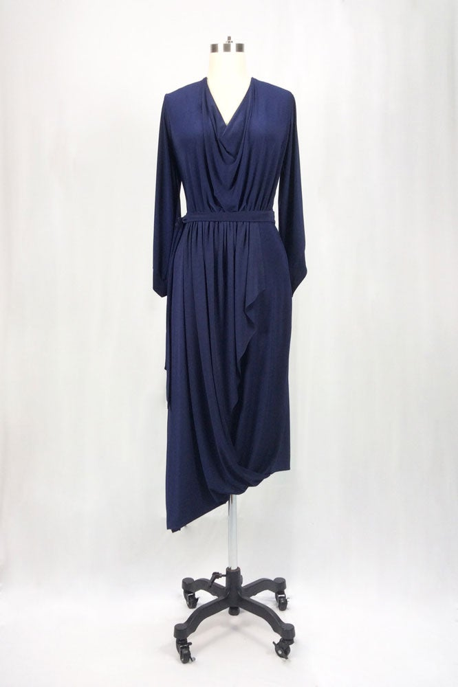 Image of Caraf Dress (Midnight)